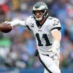 "<h1><p style =""color:#013369"" >Carson Wentz's Guide to Thinking in the Redzone!</h1>"