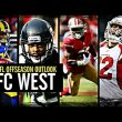 FF-Winners.Com 2017-8  NFC West Preview