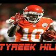 Tyreek Hill and the NFL's other Fastest Players - 2017
