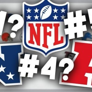 2021-22 NFL Computer Predictions and Rankings Statistics  worst divisions