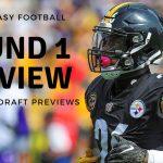 Crazed Sports Analyst Simulates 2018 Fantasy Football  Draft Round One