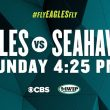 PREVIEW:  Eagles at Hawks  Sunday Night Showdown