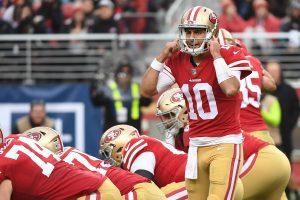 2021-22 NFL Computer Predictions and Rankings Highlights Player News  watch season jimmy highlights garapollo