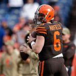 "<h1><p style = ""color:#013369"">PODCAST: Will Baker Mayfield Return to NFL Stardom? </h1>"
