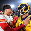 WATCH: Mahomes, Goff, Chiefs, Rams  Light it Up and Up!