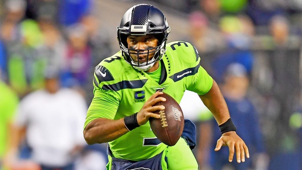 2021-22 NFL Computer Predictions and Rankings Highlights Player News Quarterbacks Videos  wilson watch style russell plays color 00008b