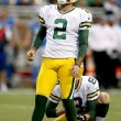 WATCH: Mason Crosby Miss 5 Kicks in One Game