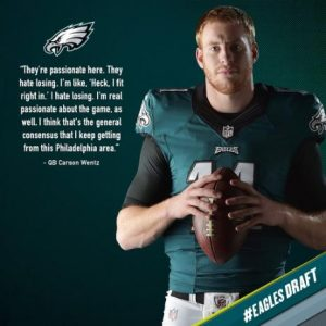 2021-22 NFL Computer Predictions and Rankings Player News Quizzes  wentz really carson about