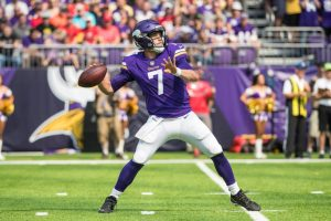 2019-20 NFL Computer Predictions and Rankings Player News  keenum