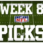 Week 8 NFL Best Bets  by  Humanoid