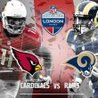 Game Preview: Arizona Cardinals versus Los Angeles Rams  (London, Sunday, October 22, 2017)