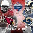 Game Preview: Arizona Cardinals versus Los Angeles Rams  (London, Sunday, October 22, 2017)