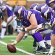2017 Minnesota Vikings Extreme Offensive Line Makeover