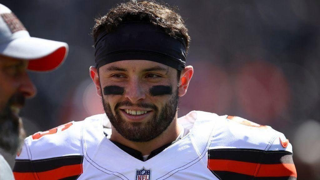 2021-22 NFL Computer Predictions and Rankings Highlights Player News Quarterbacks Videos  watch season rookie mayfield impressive highlights baker
