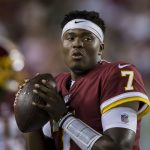 <h1> FILM STUDY: Dwayne Haskins Under the NFL Microscope </h1>