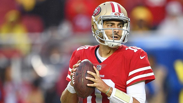 2020-21 NFL Computer Predictions and Rankings Player News  trade smokin looks jimmy garoppolo bigger