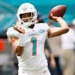 2021-22 NFL Computer Predictions and Rankings Player News Quarterbacks Videos  watch tagovailoa miami first drive