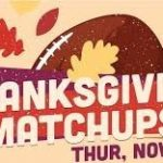 """<h1><p style = """"color:#013369"""">WATCH: 3 Humanoids Try to Pick 11/26/20 Turkey Games</h1>"""