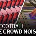 """<h1> <p style = """"color:#013369""""> WATCH: How Does the NFL's Fake Crowd Noise Sound Work? </h1>"""
