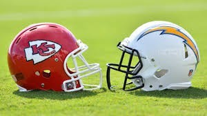 2019-20 NFL Computer Predictions and Rankings Football games NFL Forecasting Sports Betting  versus tonite smackdown salsa preview chiefs chargers