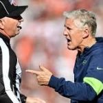 "<h1><p style = ""color:#013369"" >WATCH: Worst Refereeing of the 2019-2020 NFL  Season </h1>"