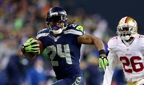 2021-22 NFL Computer Predictions and Rankings Highlights Player News  watch plays marshawn lynch career