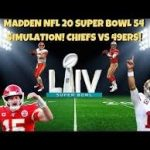 """<h1><p style = """"color:#013369"""">WATCH:  Madden Superbowl 54 Simulation – Who Wins? 49ers or Chiefs? </h1>"""