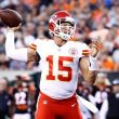 WATCH: KC Quarterback Patrick Mahomes
