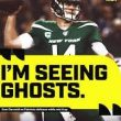 "<h1> Jets' QB Sam Darnold ""Sees Ghosts"" Versus Patriots </h1>"