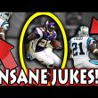 WATCH: Some of the Greatest NFL Juke Moves of All Time
