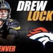"<h1><p style = ""color:#011369""> FILM STUDY:  Is Drew Lock a Lock? </h1>"