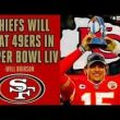 "<h1><p style = ""color:#013369"">FILM STUDY: How the Chiefs will Frustrate the 49ers.</h1>"