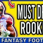 "<h1><p style=""color:#013369"">Draft These 5 NFL Rookies and Mercilessly Win Your Fantasy League! </h1>"