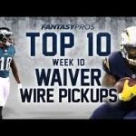 "<h1><p style = ""color:#013369"">WATCH: 10 Waiver Wire Players You Should  Snag in 2020 Week 10</h1>"