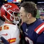 2021-22 NFL Computer Predictions and Rankings Football games Quarterbacks Tom Brady  style match mahomes headline color brady 013369