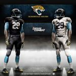 Check Out the Jacksonville Jaguars Cool New Uniforms
