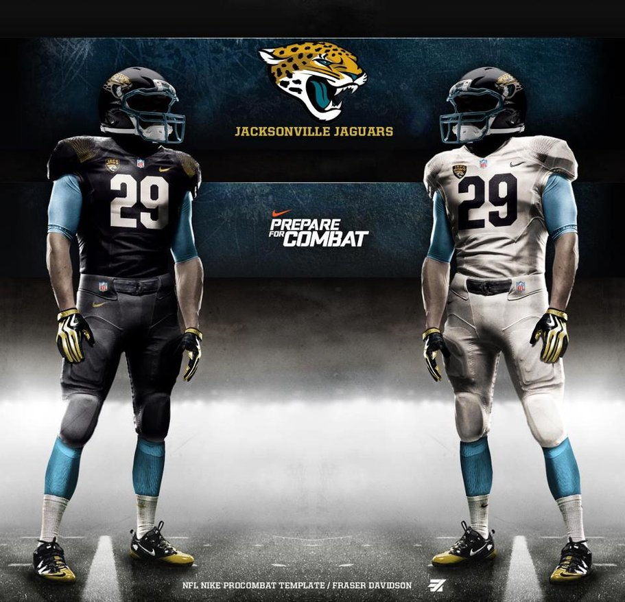 2020-21 NFL Computer Predictions and Rankings Fandom  uniforms jaguars jacksonville check