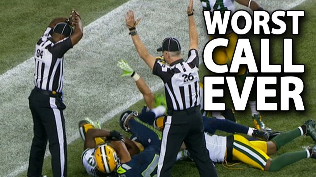2020-21 NFL Computer Predictions and Rankings Highlights NFL Office Videos  referee outrageously history calls