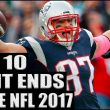 Top 10 NFL Tight Ends of 2017
