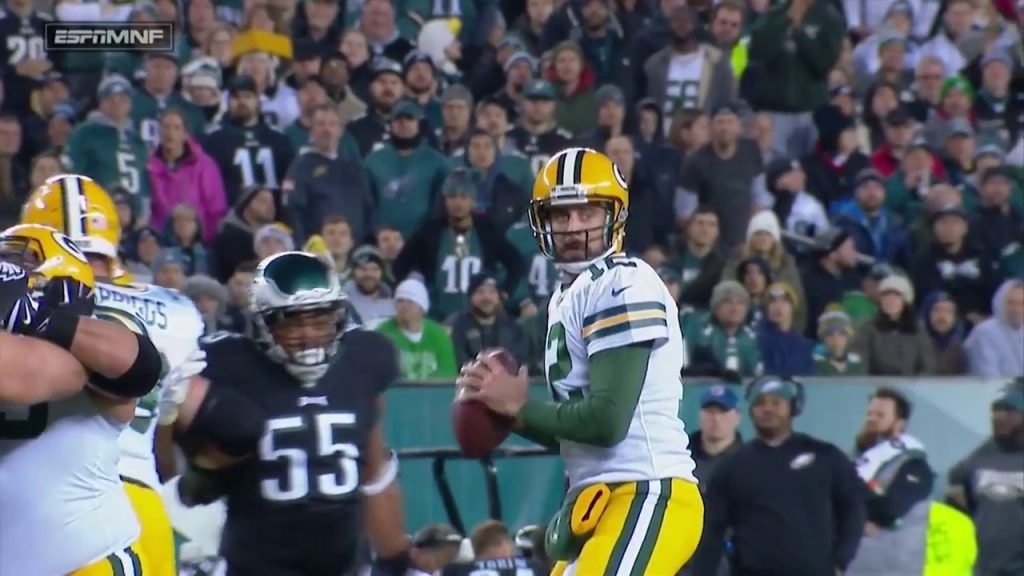 2021-22 NFL Computer Predictions and Rankings Highlights Player News Videos  watch rodgers every aaron