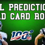 "<h1><p style = ""color:#013369"">PODCAST:Wildcard Round Picks </h1>"