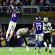 The Vikings Pull Off a Mystifying Win Over the Saints with a Last-Second 61-yard Touchdown Pass