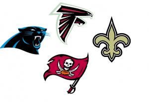 2020-21 NFL Computer Predictions and Rankings NFL Forecasting Team News  winners south preview drew brees