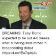 Kill! Kill! Tony Romo Calling Plays Before They Even Happen