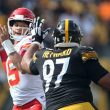 WATCH: QB Patrick Mahomes  Hang 6 TDs on the Steelers Defense