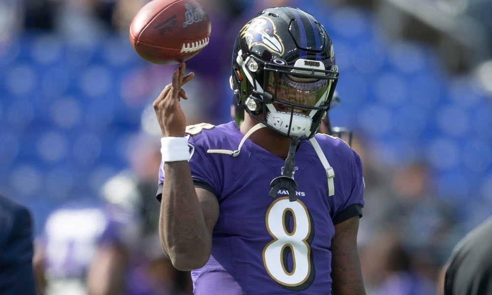 2019-20 NFL Computer Predictions and Rankings Player News Podcasts Quarterbacks Videos  watch lamar jackson hating experts called