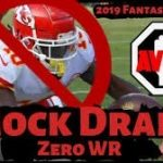What is Zero Wide Receiver Drafting and How Does it Work?